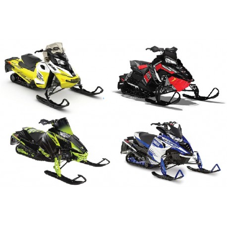 Win a Snowmobile of your choice